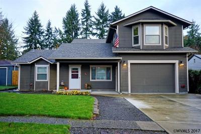 Salem Single Family Home For Sale: 655 Charles Av