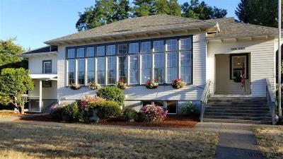 Scio Single Family Home Active Under Contract: 38181 Gilkey Rd
