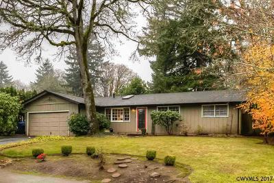 Salem Single Family Home For Sale: 4239 12th St