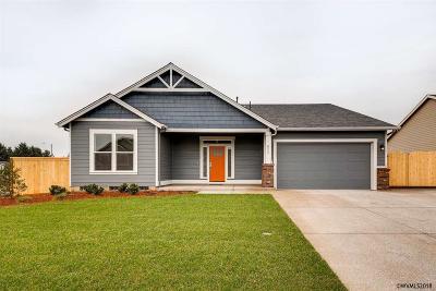 Sublimity Single Family Home For Sale: 623 SE Arabian St