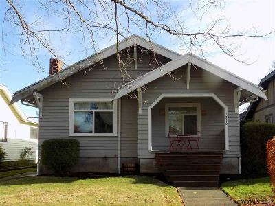 Salem Single Family Home For Sale: 1910 Maple Av