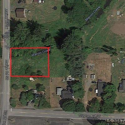 Turner Residential Lots & Land For Sale: 5837 Stayton Rd