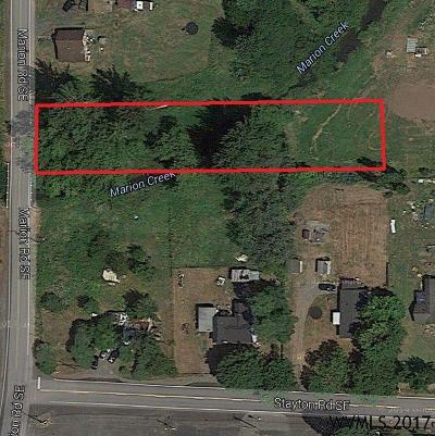Turner Residential Lots & Land For Sale: Stayton (Adj To 5837) Rd