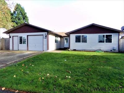 Salem Single Family Home For Sale: 1382 White Cloud Dr