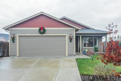 Aumsville Single Family Home For Sale: 9958 Panther Ct