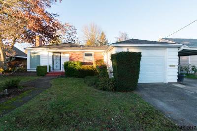 Lebanon Single Family Home Active Under Contract: 329 W Maple St