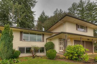 Turner Single Family Home For Sale: 9245 Parrish Gap Rd