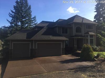 Salem Single Family Home For Sale: 2612 Goodin Pl