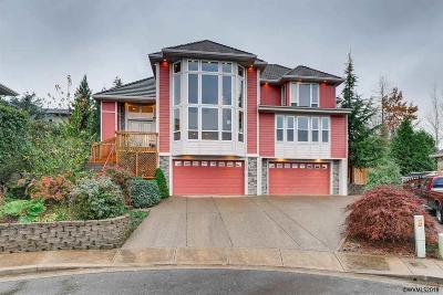 Salem Single Family Home For Sale: 1411 Ranier Lp