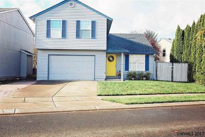 Keizer Single Family Home For Sale: 5965 Sagrada St