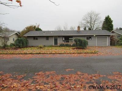 Keizer Single Family Home For Sale: 4770 12th Av