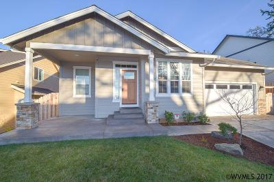 Salem Single Family Home For Sale: 2564 Dragon Fly Ct