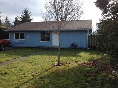 Monmouth Single Family Home Active Under Contract: 903 Clay St