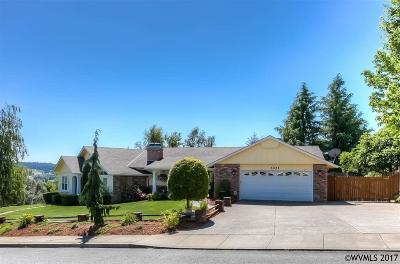 Dallas Single Family Home For Sale: 2421 SW Oakwood Dr