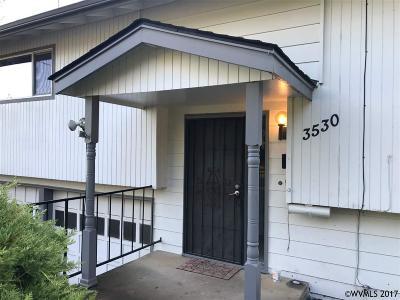 Salem Single Family Home For Sale: 3530 Winola Av