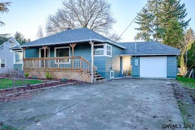 Keizer Single Family Home Active Under Contract: 4765 Harcourt Av