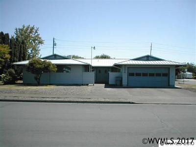 Albany Single Family Home Active Under Contract: 3202 16th Av