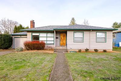 Salem OR Single Family Home For Sale: $194,900