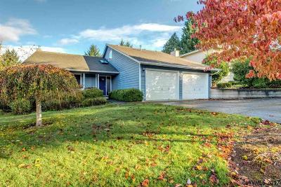 Salem OR Single Family Home For Sale: $349,900