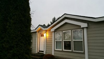 Salem Manufactured Home For Sale: 4385 Macleay Rd