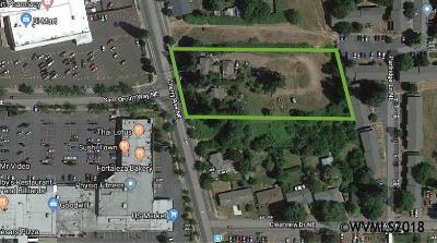 Keizer Residential Lots & Land For Sale: 3930 & 3960 Cherry Av