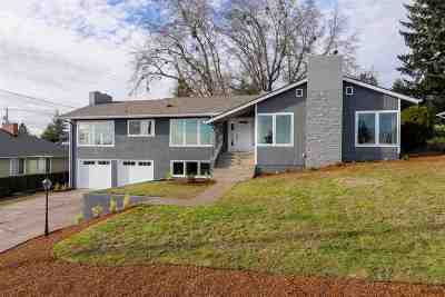 Salem Single Family Home Active Under Contract: 1235 Valley View Dr