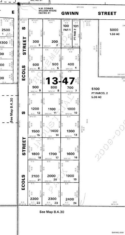 Monmouth Residential Lots & Land For Sale: Ecols (Lot #8)