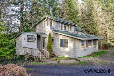 Sweet Home Single Family Home For Sale: 23089 Brush Creek Rd