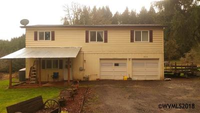 Sweet Home Single Family Home Active Under Contract: 41214 Highway 228