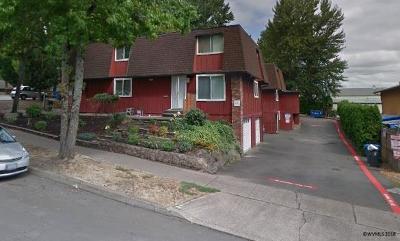 Salem Multi Family Home For Sale: 1519 Salishan (- 1529) St