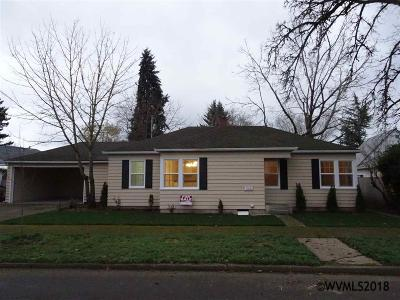 Salem Single Family Home For Sale: 1186 6th St