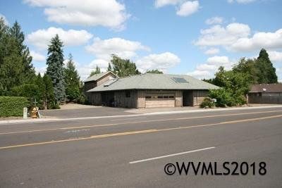 Keizer Commercial For Sale: 2045 Chemawa Rd