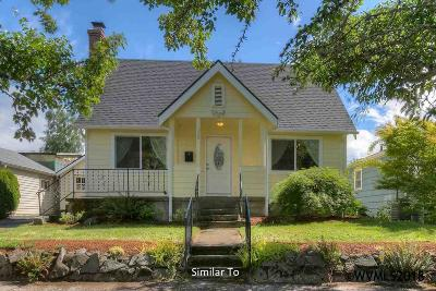 Salem Single Family Home For Sale: 440 Oxford St