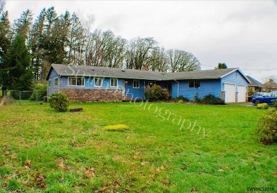 Sublimity Single Family Home For Sale: 517 NE Starr St