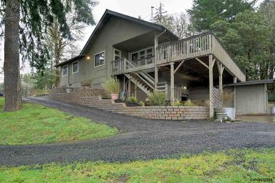 Monmouth Single Family Home Active Under Contract: 15275 Dunn Forest Rd
