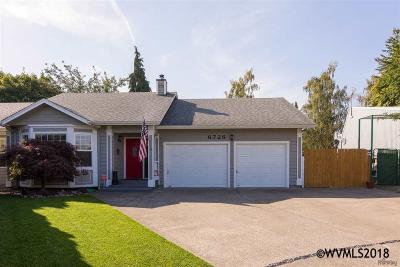 Keizer Single Family Home Active Under Contract: 6726 Fenwick Ct