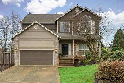 Sublimity Single Family Home For Sale: 580 NW Holly Ln