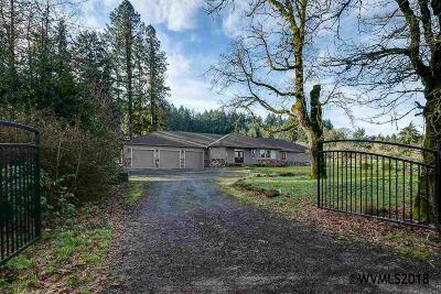 Turner Single Family Home Active Under Contract: 8685 Parrish Gap Rd