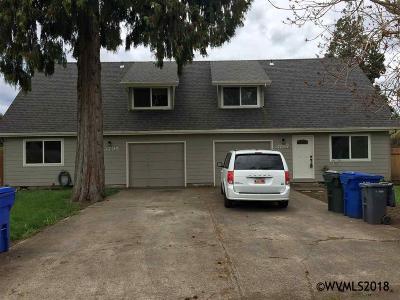 Keizer Multi Family Home Active Under Contract: 3795 Brooks (- 3797) Av