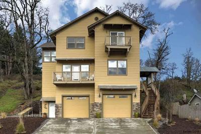 Stayton Single Family Home For Sale: 2491 E Santiam St