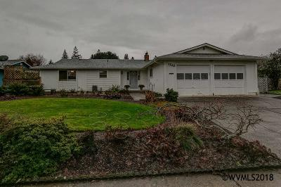 Keizer Single Family Home Active Under Contract: 1128 Ventura St