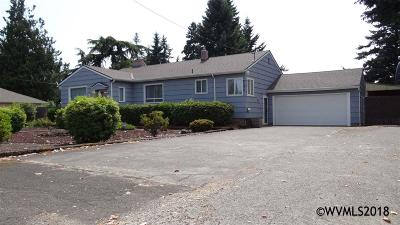 Keizer Single Family Home For Sale: 4325 Verda Ln