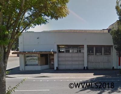 Salem Commercial For Sale: 2390 Fairgrounds Rd