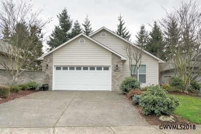 Keizer Single Family Home Active Under Contract: 1080 Hidden Creek Dr