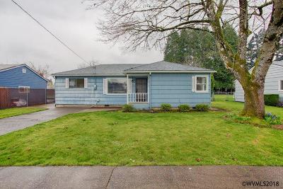 Keizer Single Family Home For Sale: 5060 7th