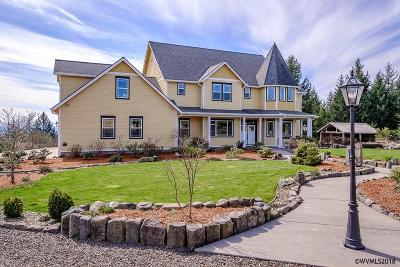 Scio Single Family Home Active Under Contract: 38637 Hungry Hill Dr