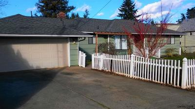 Salem Single Family Home Active Under Contract: 4929 Auburn Rd
