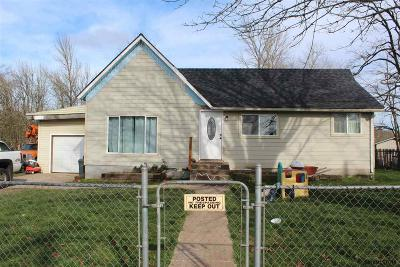 Turner Single Family Home Active Under Contract: 5897 Stayton Rd
