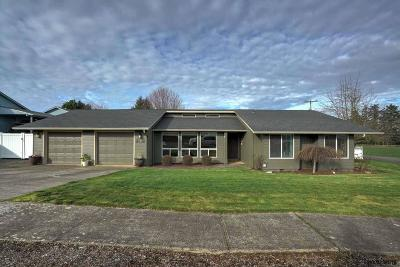 Sublimity Single Family Home Active Under Contract: 557 NE Overlook