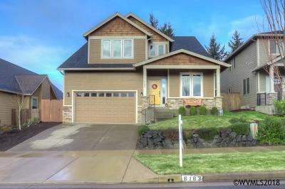Salem Single Family Home For Sale: 6183 Lillian St